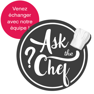 Blog Ask The Chef by Leonce blanc