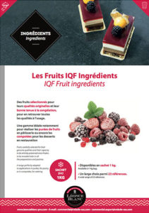 IQF Fruit Ingredient