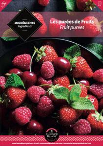 Fiche - Les purées de Fruits