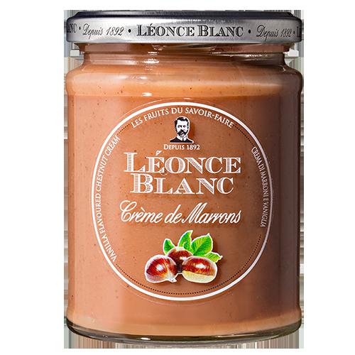 Crème de marrons Léonce Blanc