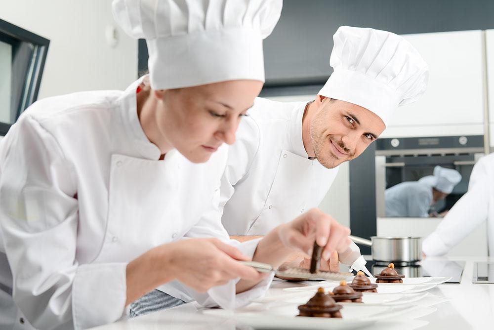 Chefs pâtissiers
