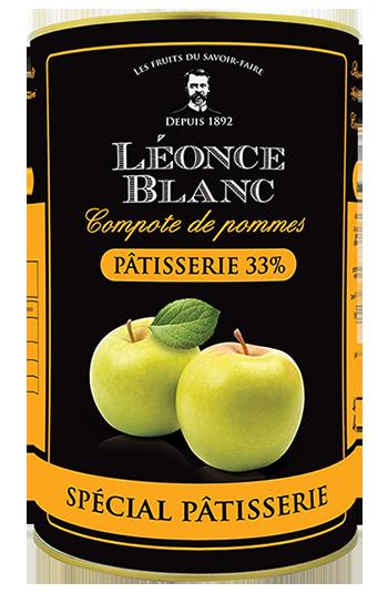 Pomme pâtissière 33% Léonce Blanc